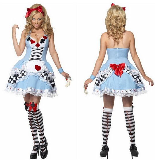 2 of a kind poker costumes