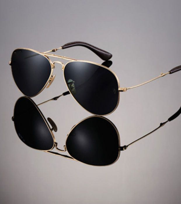 ray ban aviator frame only price