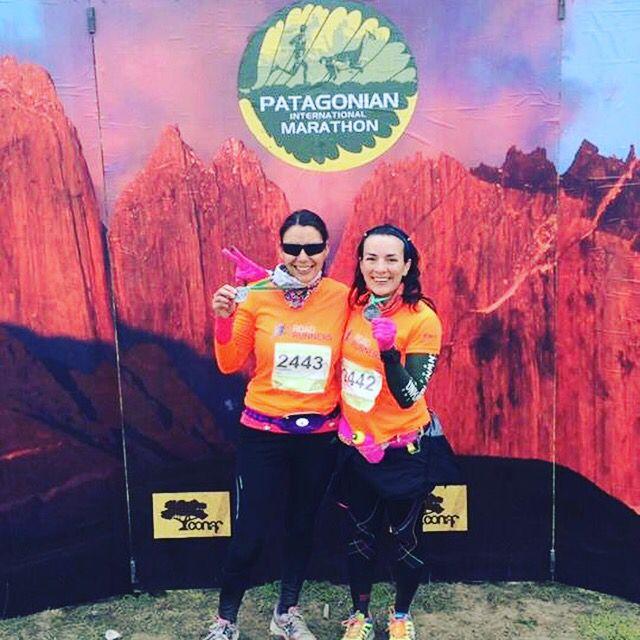 Nuestras socias Carolina Zagal y Karina Martínez fueron finalistas hoy de los 21k del International Patagonian Marathon. La prueba de realizó en la octava maravilla natural del mundo, las Torres del Paine. Felicitaciones