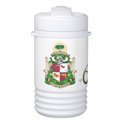 "The Ultimate St. Luis ""Sippy Cup""! Beverage Cooler - wedding party gifts equipment accessories ideas"