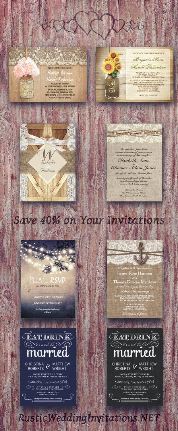 are labels on wedding invitations tacky%0A Find rustic country wedding invitations on rusticweddinginvitations net   rusticwedding  wedding