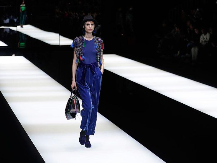 The Milan Fashion Week previews announced a return to more formal dress, confirming a trend seen on the red carpet at the Oscars