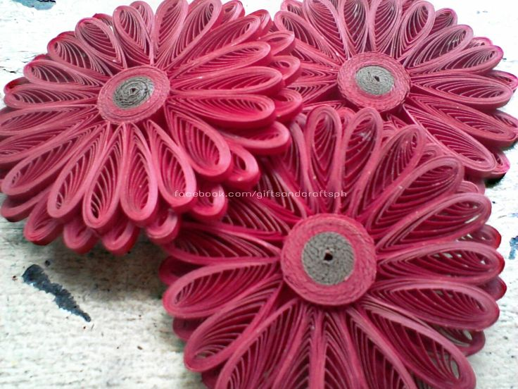 For queries CONTACT US! #handmade #gerbera #paperart #giftsandcraftsph