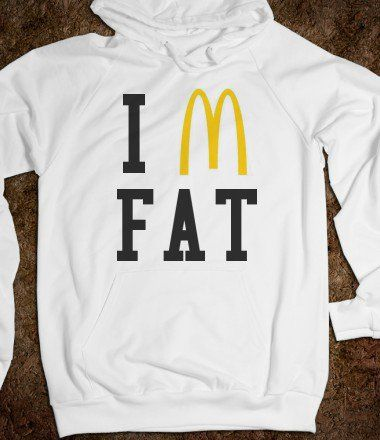 I need this to run in... and run past a McDonalds just to be a jerk.  ;)   (No worries, I'd probably go in to get some nuggets just  to be more of a jerk.)