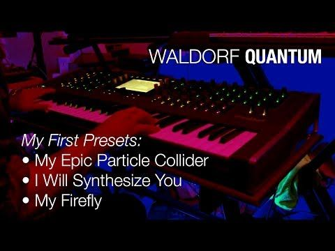 WALDORF QUANTUM // My Epic Particle Collider 2 More of My