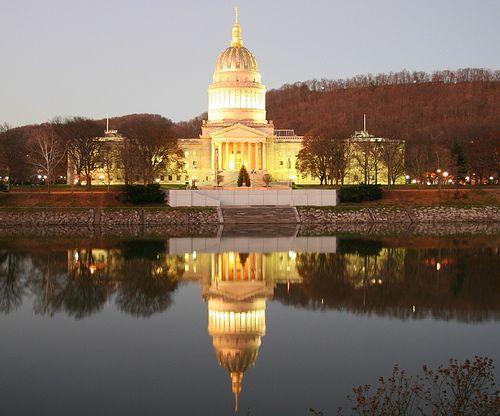 West Virginia's Capitol Building ~ Charleston, West Virginia