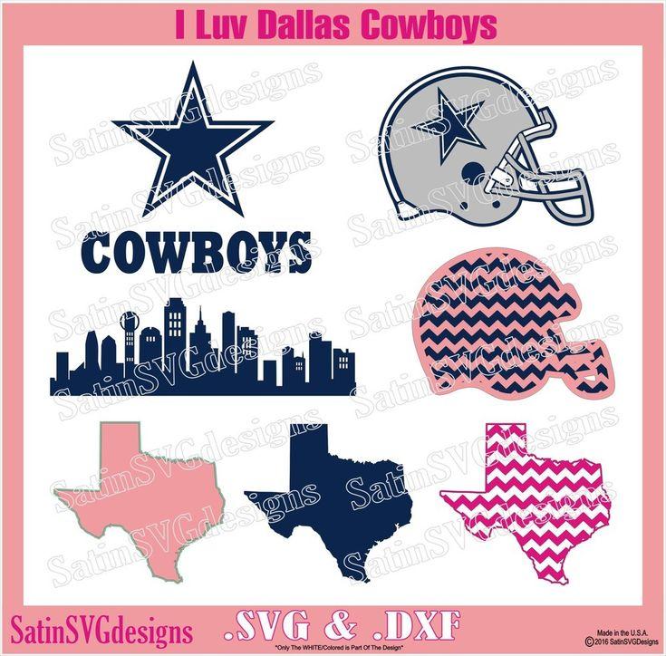 dallas cowboys star city design svg files  cricut  silhouette studio  digital cut files