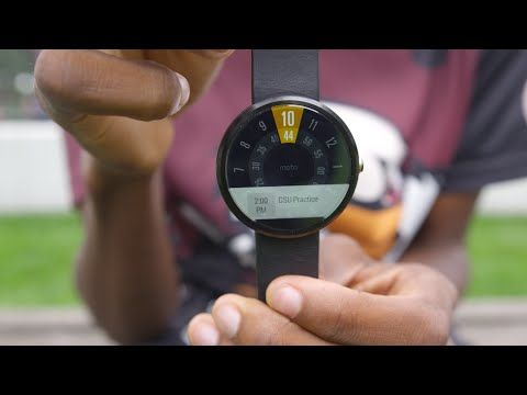 Moto 360 Review from one of the popular YouTube channel Marques Brownlee