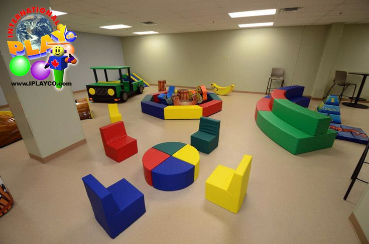What a great soft indoor play area which our customer for Indoor gym equipment for preschool