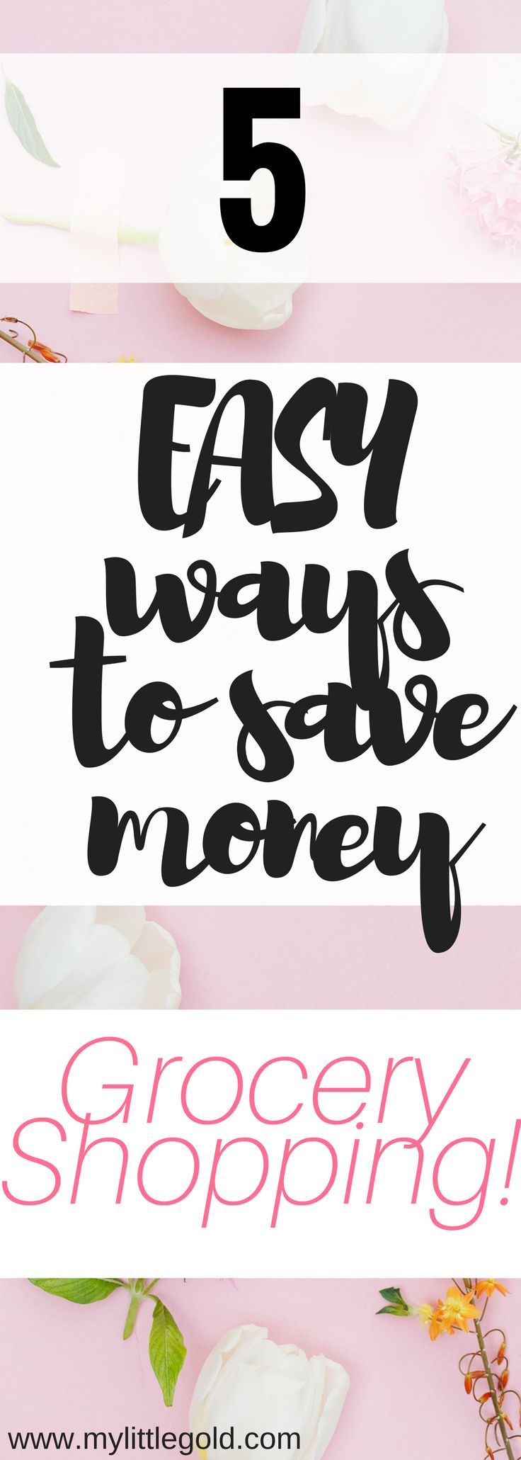 saving money grocery shopping can be difficulty but with a little planning before you hit the aisles, you can save yourself so much more than a few dollars!