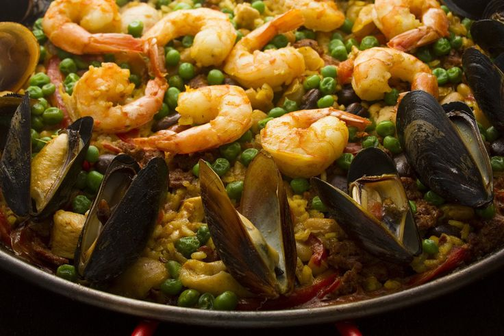 how to make fish paella