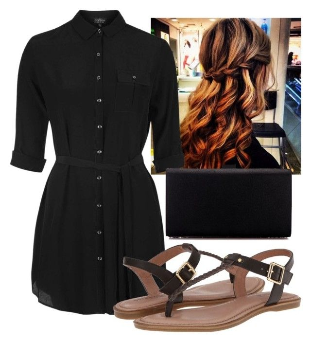 """""""Untitled #122"""" by ituneshoppy on Polyvore featuring Topshop and Sperry"""