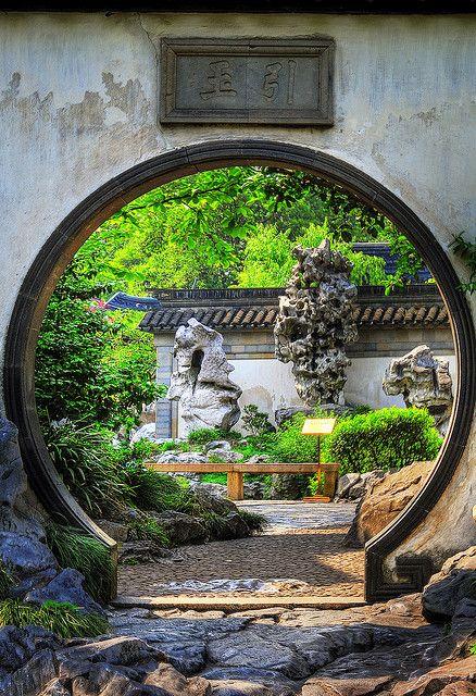 YuYuan Garden II, via Flickr.