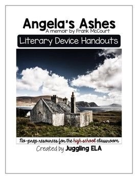 angela s ashes essay ideas