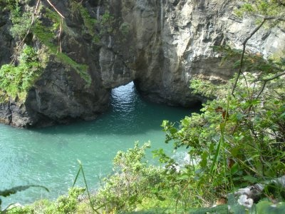 Oregon Coast Trail, Thunder Rock