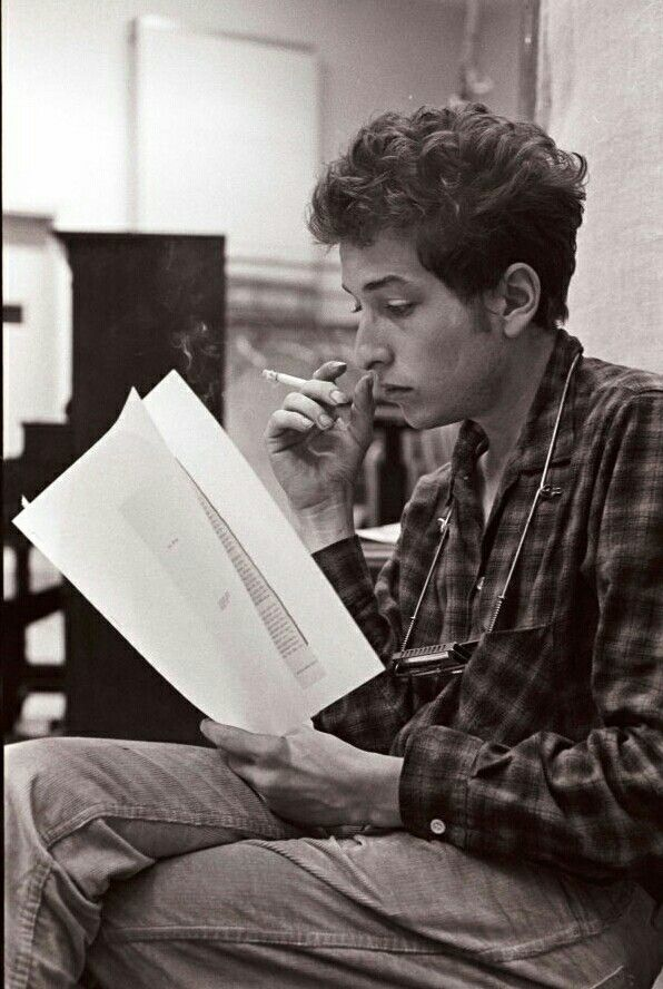 Joven Dylan, 1964.