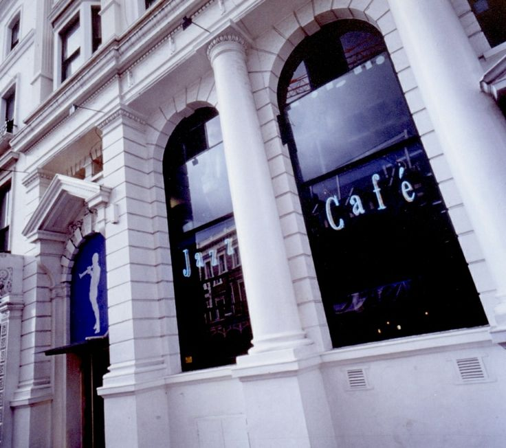 Given its reputation, you wouldn't think the Jazz Café was a newbie on London's music map, but it was only converted from a branch of Barclays in 1990. See their listings here: http://www.timeout.com/london/music-nightlife/jazz-cafe