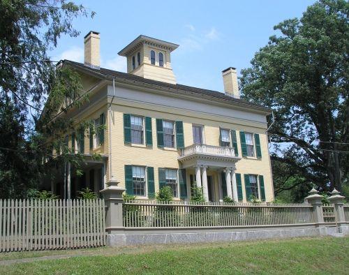 Emily Dickinson House Tour