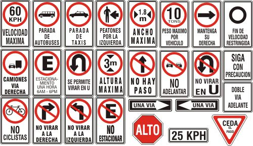 Driving guide for Costa Rica