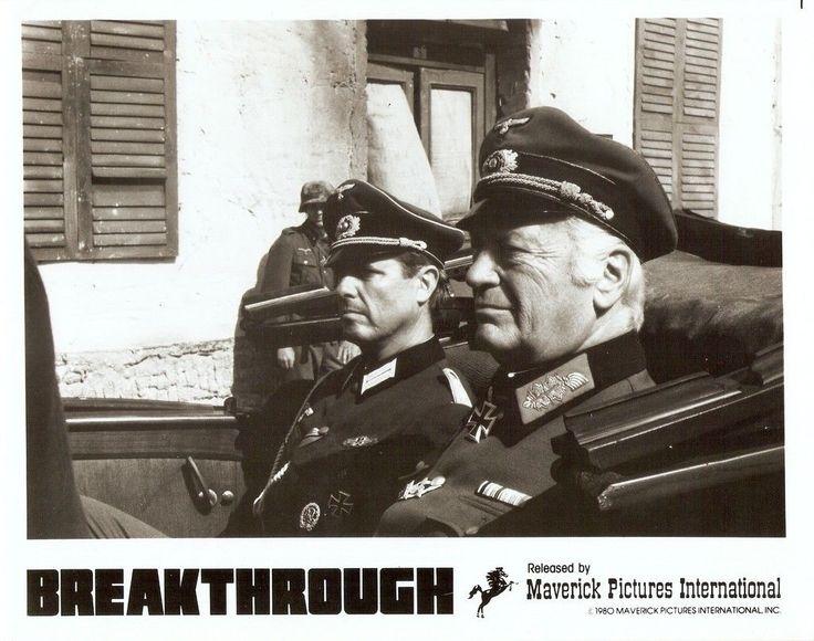 1980 Movie Still from Breakthrough with Richard Burton Rod Steiger   eBay