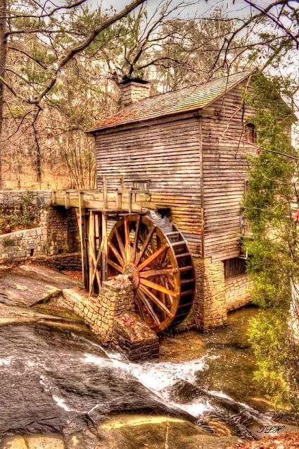 49 Best Water Wheel Images On Pinterest Water Wheels