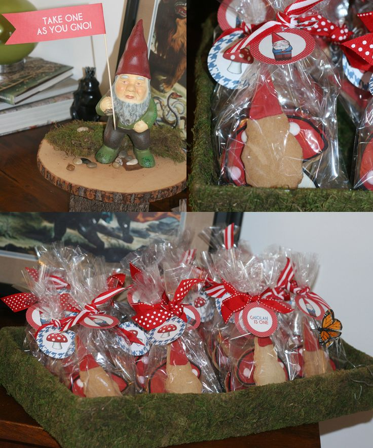 cookies and favors