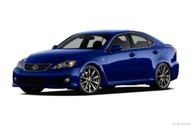 Lexus IS-F $71,981.00, 416 hp, 504 lb.-ft. Torque @ 5,200 RPM