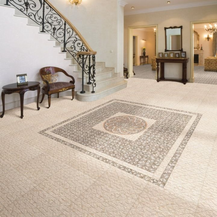 Agadir Moroccan Tiles Are Stylish Decorative Floor Tiles Available In 2 Colour Schemes If You