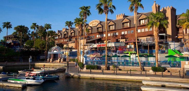 London Bridge Resort   National Resorts   Lake Havasu City, Arizona