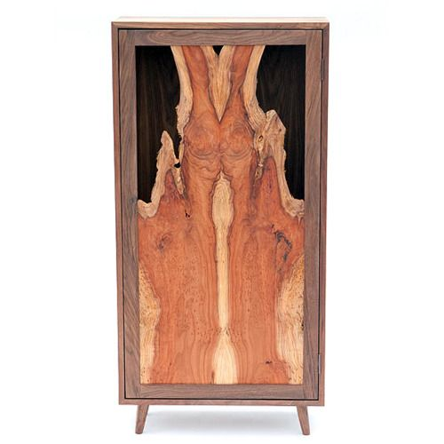 Michael James Moran ~ Redwood Cabinet