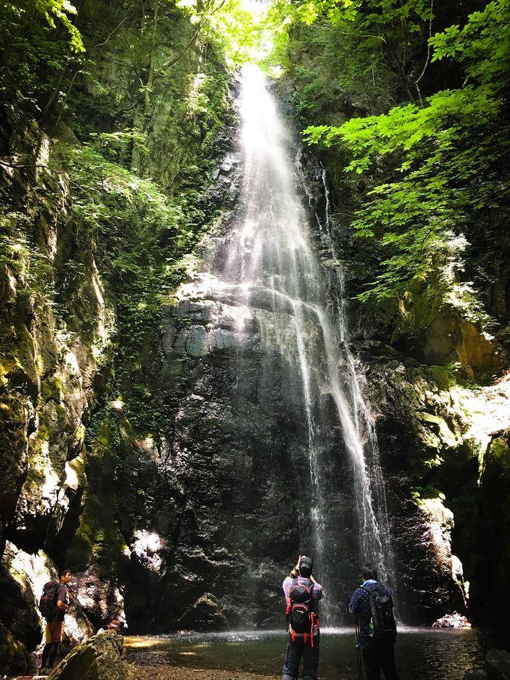 百尋の滝 / Hyakujin Waterfalls,Tokyo,Japan