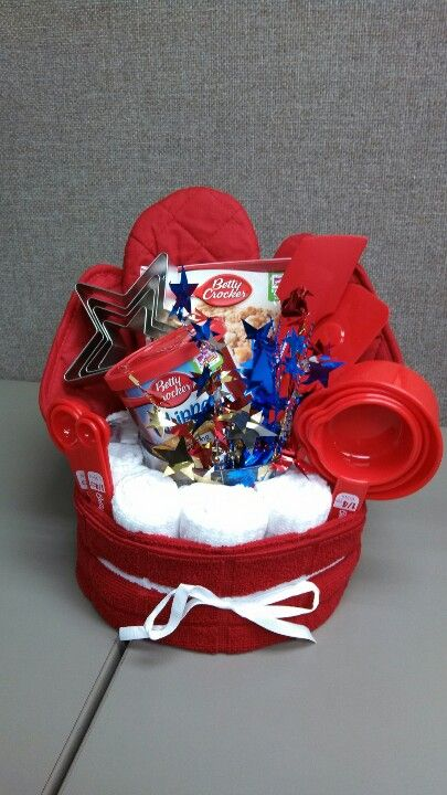 1000+ ideas about Baking Gift Baskets on Pinterest | Gift Baskets ...