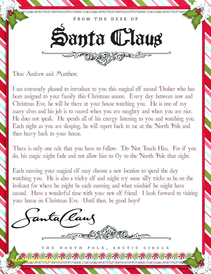 elf on the shelf letter template elf on the shelf letters