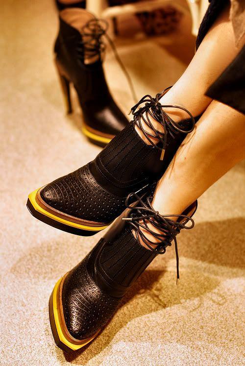Proenza Schouler booties via Sea of Shoes: Saturday Shoe Shopping  http://seaofshoes.typepad.com/sea_of_shoes/2009/09/saturday-shoe-shopping-.html?cid=6a00d8345282b769e20120a5a68067970b#