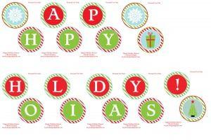Christmas DIY Printable FREEBIES!