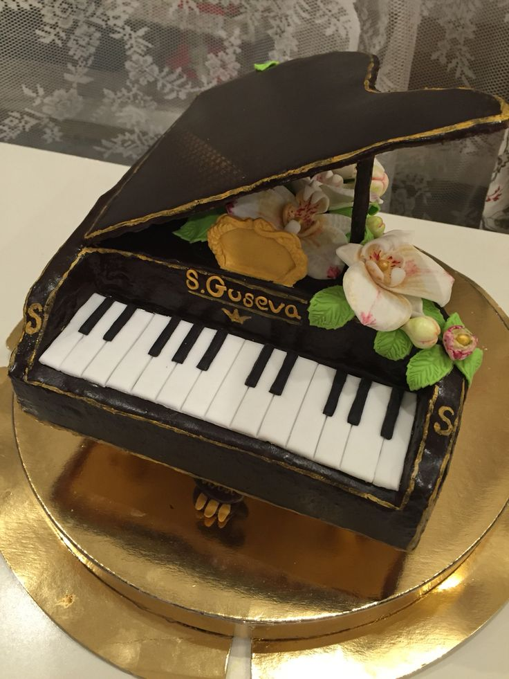 использую торт пианино фото тех, кто