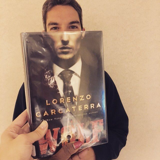 Wolf By Lorenzo Carcaterra For Bookfacefriday Syosset Library Bookface Boo