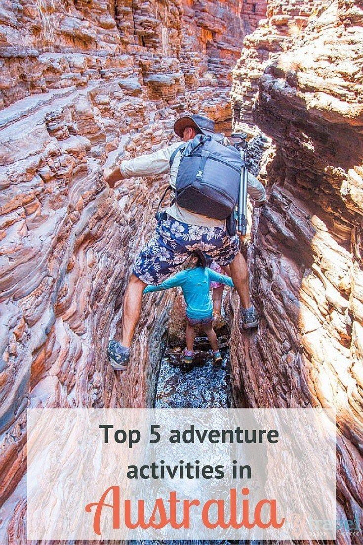 Our Top 5 Adventure Activities in Australia
