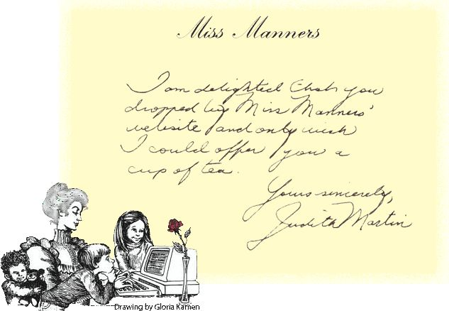 Miss Manners Wedding Etiquette: 7 Best Say Your Please & Thank You's Images On Pinterest