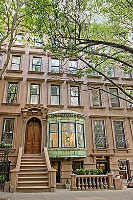 168 best images about new york city from a to z on for New york city brownstone for sale