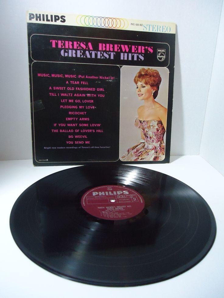 Teresa Brewer - Teresa Brewer's Greatest Hits