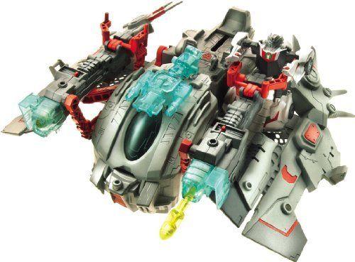 Transformer Prime EZ-10 WheelJack with Space Ship Star Hammer by Takaratomy. $49.99. Size : 30.82 x 23.02 x 8.21 cm. Prime Transformers EZ Collection EZ-10 space ship Star Hammer & Wheel Jack Product Name: Takara Tomy Manufacturer: