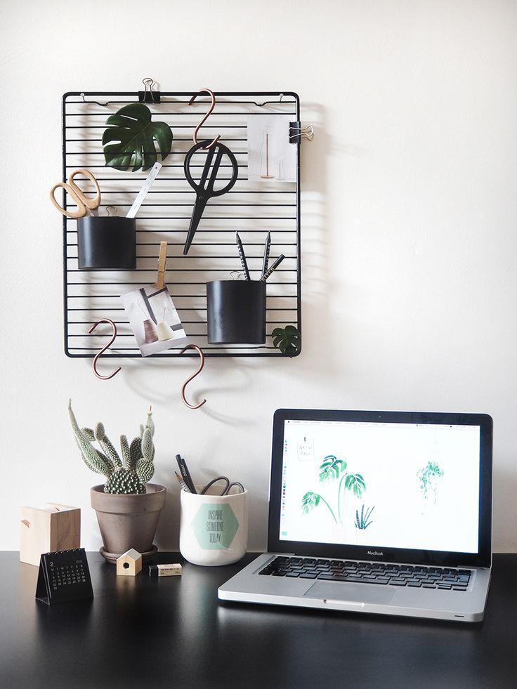 Best 300+ Organizer/Aufbewahrung Ideen images on Pinterest Kitchen - designer arbeitstisch tolle idee platz sparen