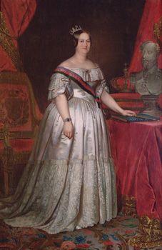 Retrato da Rainha D. Maria II