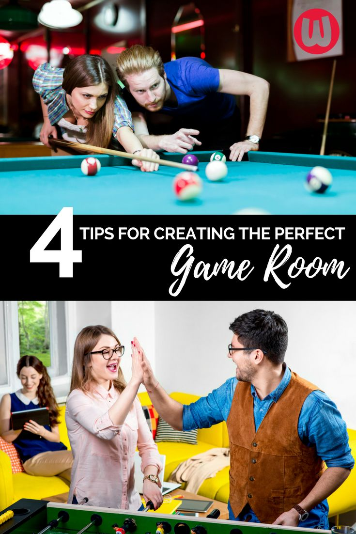 If You Want A Fun Place To Spend Time With Friends And Family, Add A  Dedicated Game Room To Your Home. Watsonu0027s Is The Go To Source For A Wide  Range