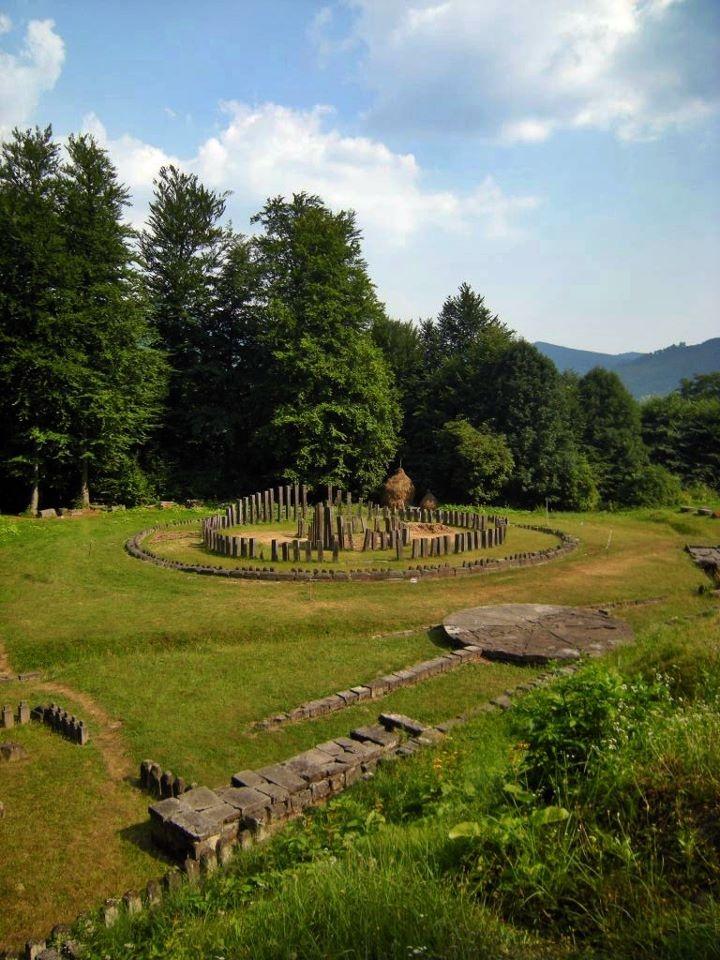 #Sarmisegetuza Regia, 2000 years Dacian Sanctuar, www.romaniasfriends.com