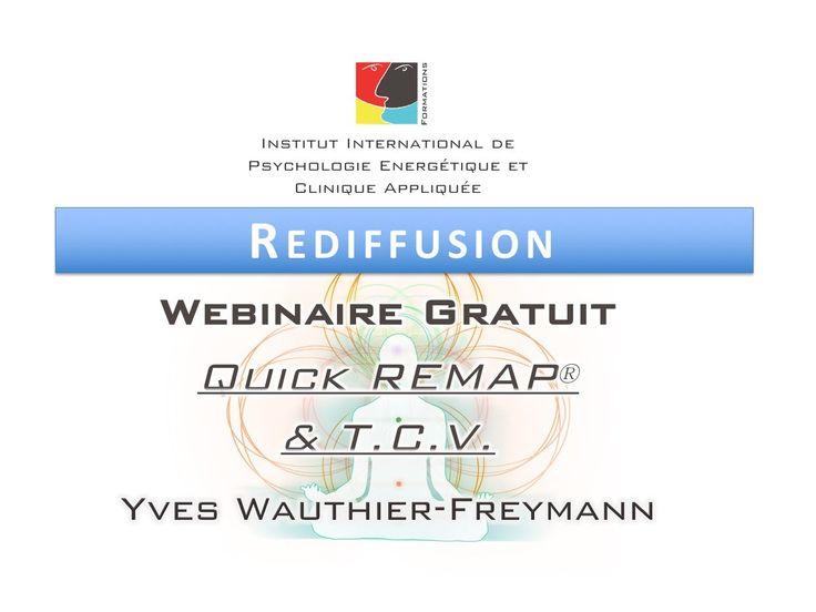 Webinaire GRATUIT : Quick REMAP et Traitement par le Champ Visuel REMAP