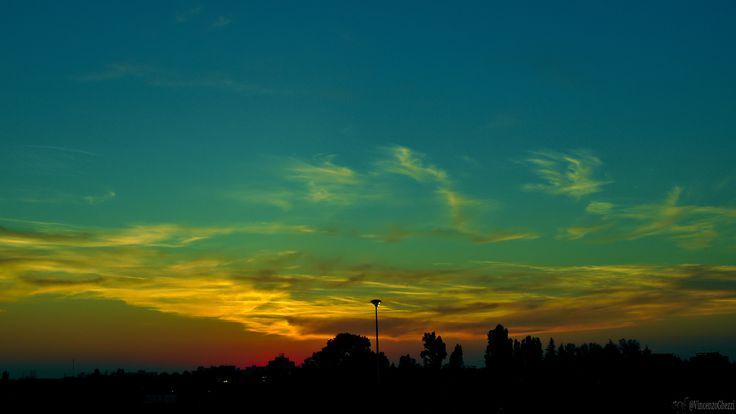 Sunset 170714 Rimini