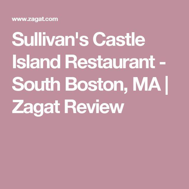 Sullivan's Castle Island Restaurant - South Boston, MA | Zagat Review