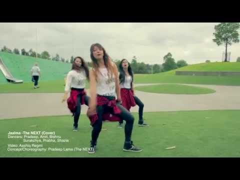 Jaalma (RESHAM FILILI) The Next Choreography - YouTube